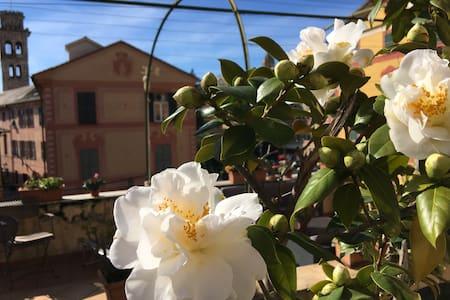 Tipica Casa Ligure - centro storico