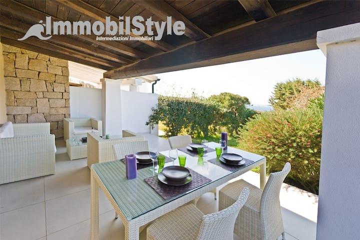 Baia 42 Villa al mare con giardino - Santa Reparata - Reihenhaus
