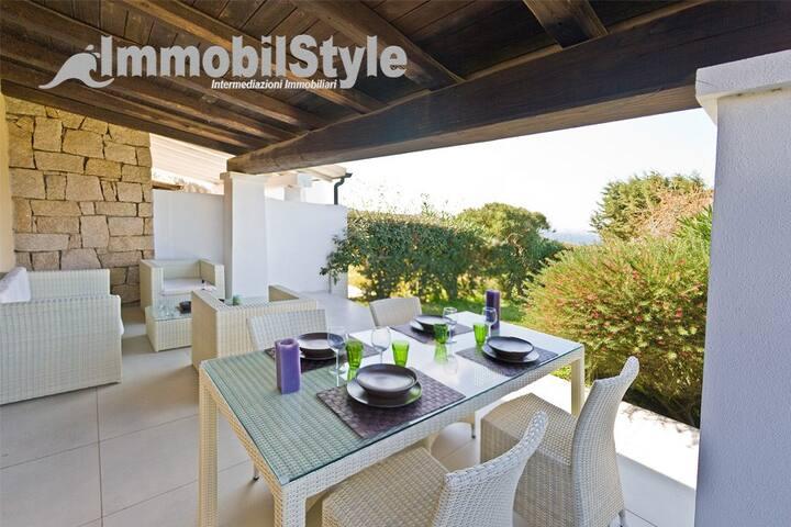 Baia 42 Villa al mare con giardino - Santa Reparata - Byhus