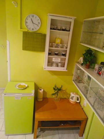 Retro Apartment with a small spa near city centre