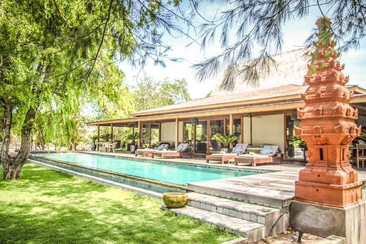 Gili Meno Private Luxury Villa Retreat