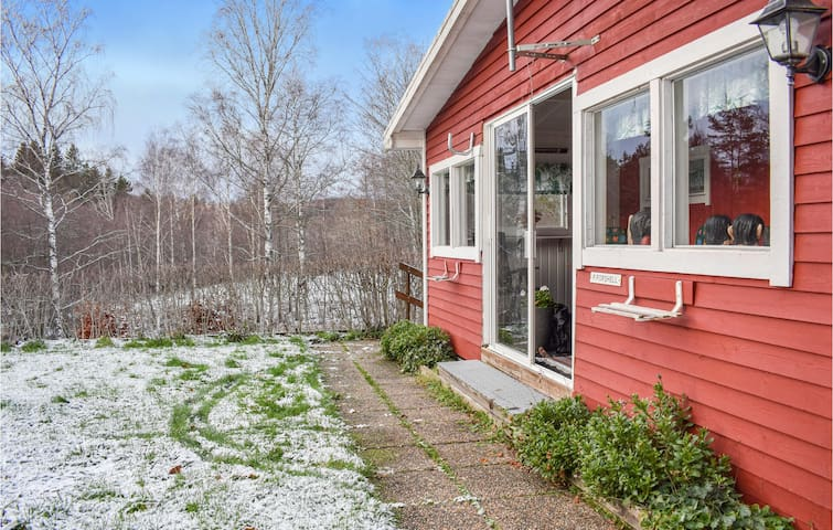 Holiday cottage with 2 bedrooms on 60m² in Gränna