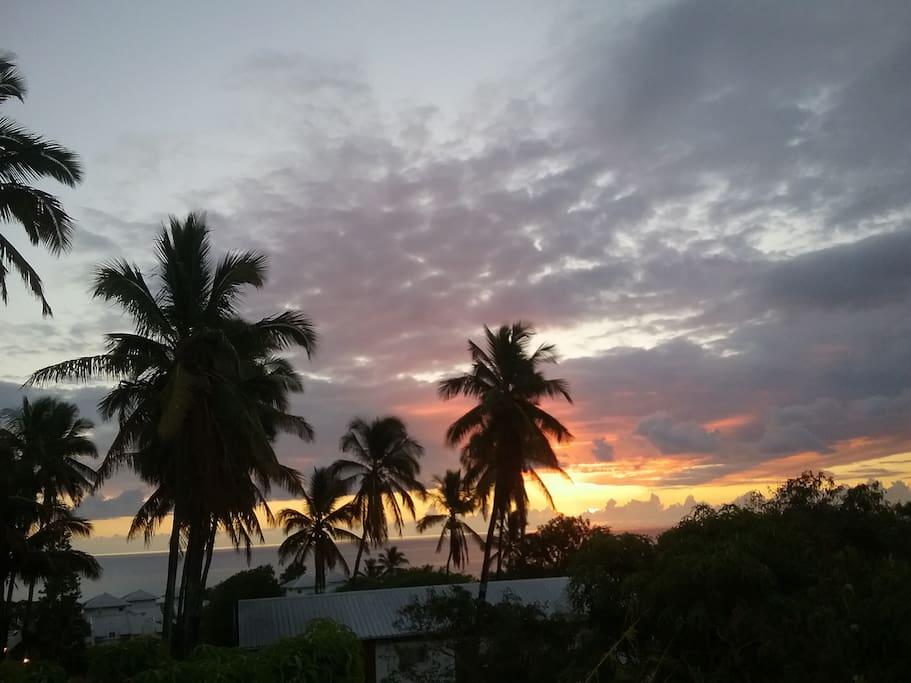Grand anse à 10mn, Manapany à 5 mn Proximité plages et sud sauvage