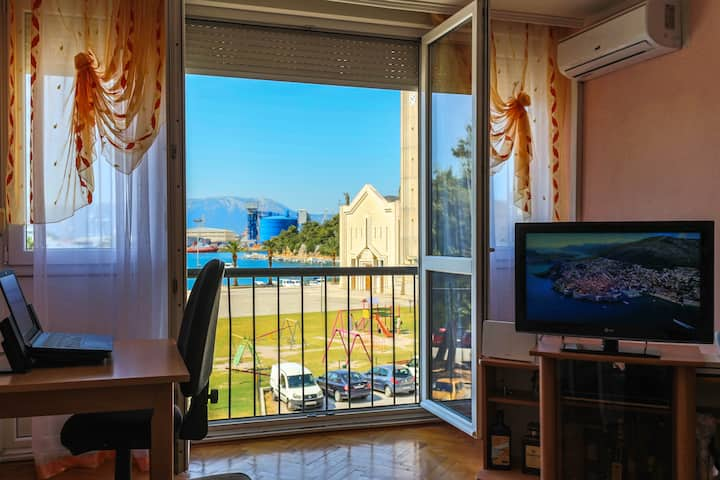 Apartman Herceg best view-free parking-ferry