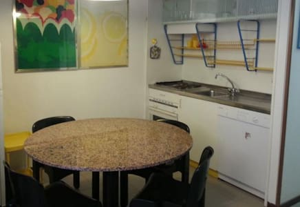 Nice, well organized, clean flat - Punta Ala