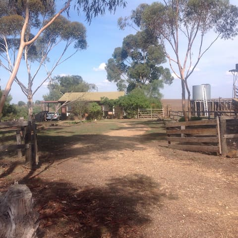 Warrawong cedar cottage - Eynesbury - Bungalow