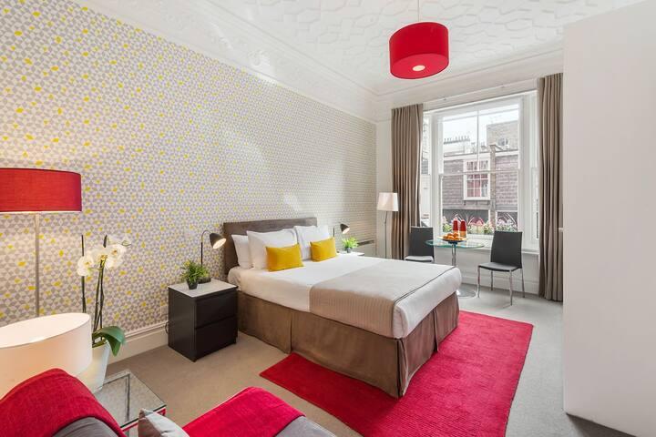 Luxury Apartment in Sloane Square, Chelsea - DP2