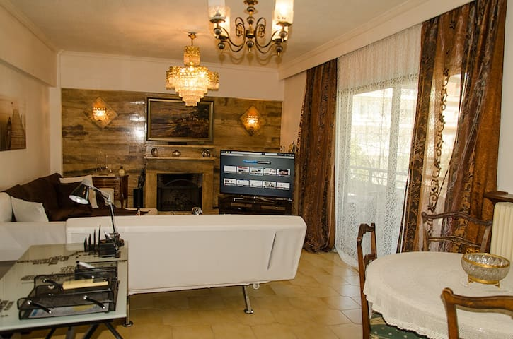 Amazing Athens Suburban Luxury - Melissia - Apartment