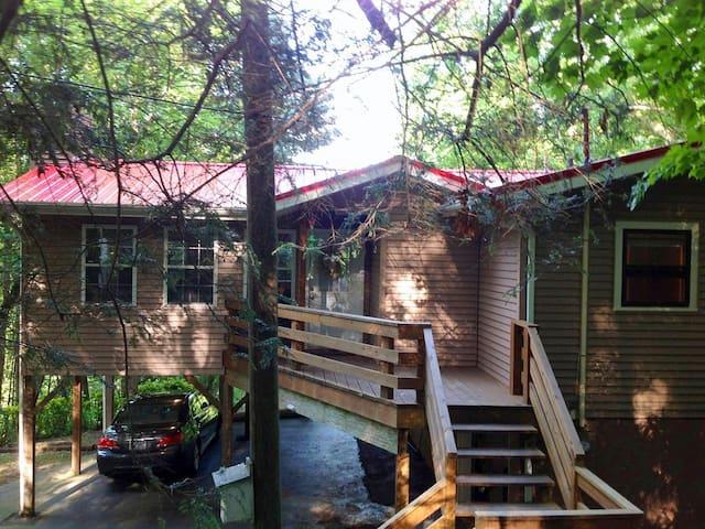 Morning Star Cottage - Maggie Valley - Rumah liburan
