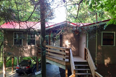 Morning Star Cottage - Maggie Valley - Loma-asunto