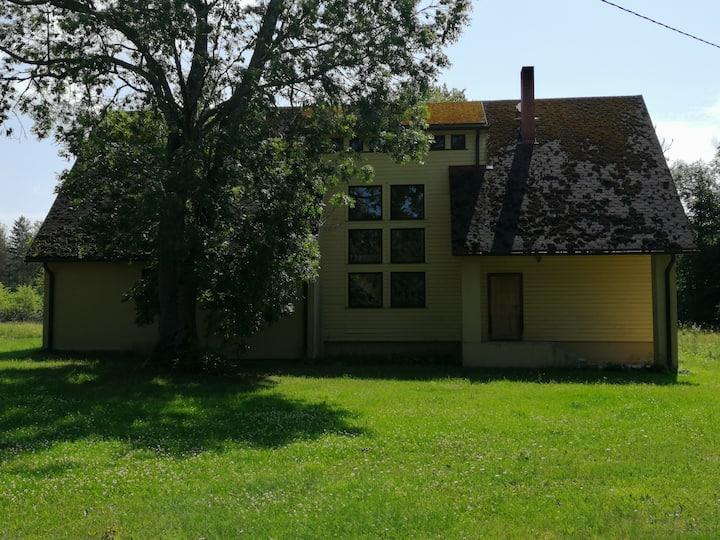 Kuldiga's Farm. Room 1.