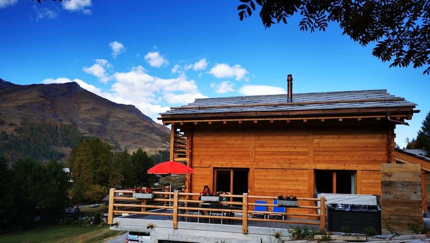 Alpen Chalet & Spa