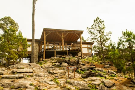 Cabaña Las Picazas, bosque y río de ensueños