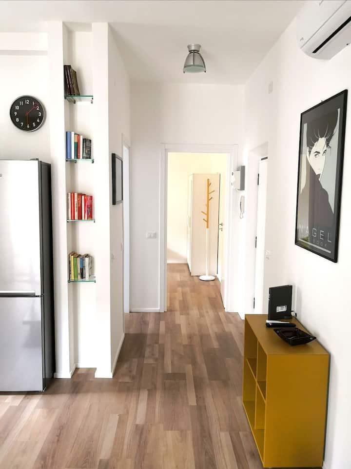 Moderno appartamento a 3,5km dal Duomo