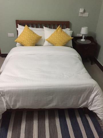 Mtitu House Bed & Breakfast: Sadaka (Room 8)