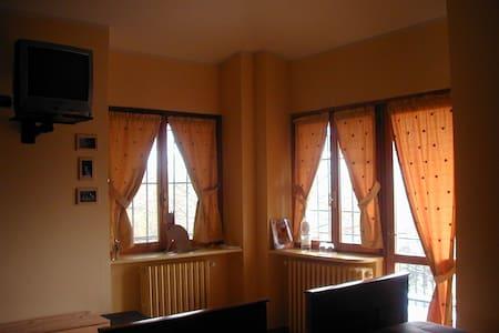 camera doppia in agriturismo - Castagneto po