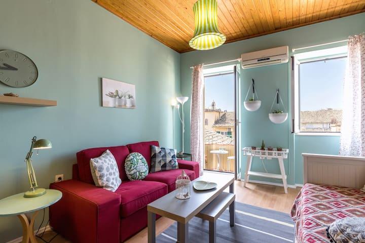 St Spyridon Cosy Apartment - Koukounara Collection