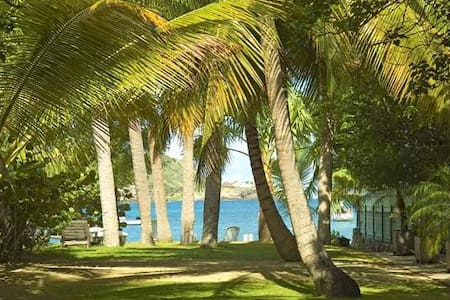 Villa WV CAP - Charming island style bungalow with short walk to St. Jean beach - Saint-Barthélemy - Villa