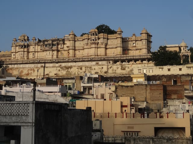Double room in town - Ram Ram Haveli