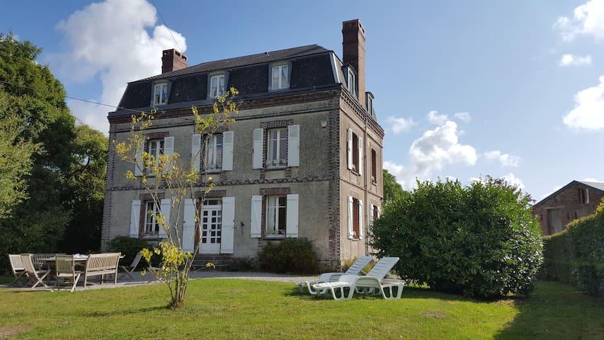 Belle maison en pleine campagne!
