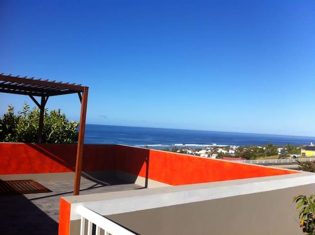Le Cap d'île meublé de charme