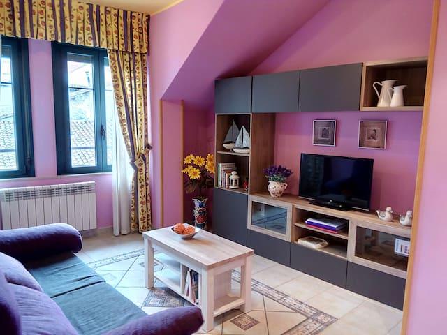 Vivienda de Uso Turistico El Manin (VUT-103-AS) - Villaviciosa - Apartemen