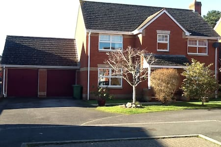 Comfortable home in quiet location - Exeter