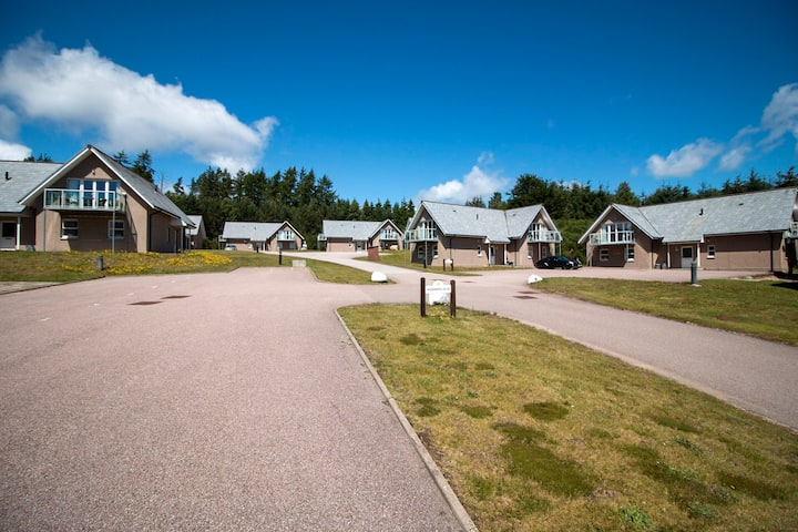 Inchmarlo Golf Resort, Banchory Villa 26