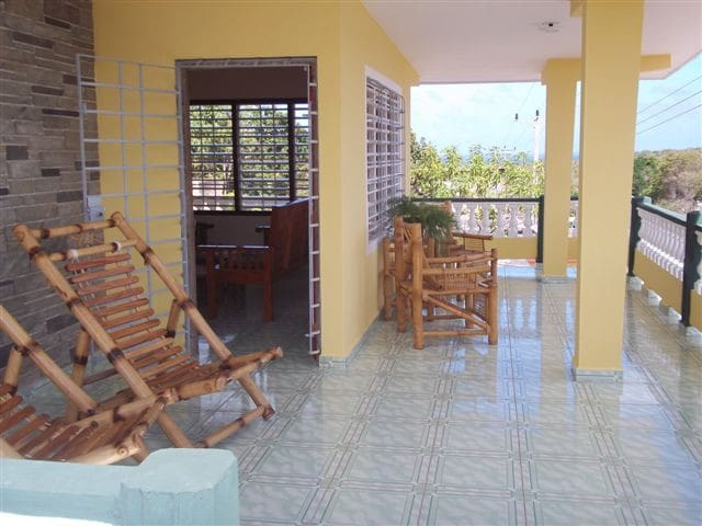 """Villa Lunamar"". Playa Guardalavaca, Holguin, Cuba - Guardalavaca - Apartment"