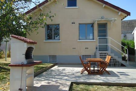 Vakantiehuis Limousin - Bellac