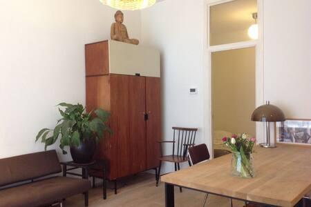 Privé Appartement in 'de Pijp'
