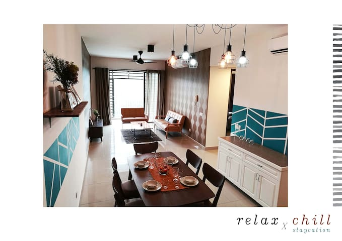 Lush of green : 2R2B in the city - selayang - Condominium