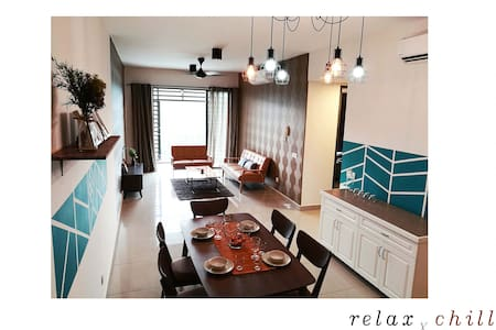 Lush of green : 2R2B in the city - selayang - Wohnung