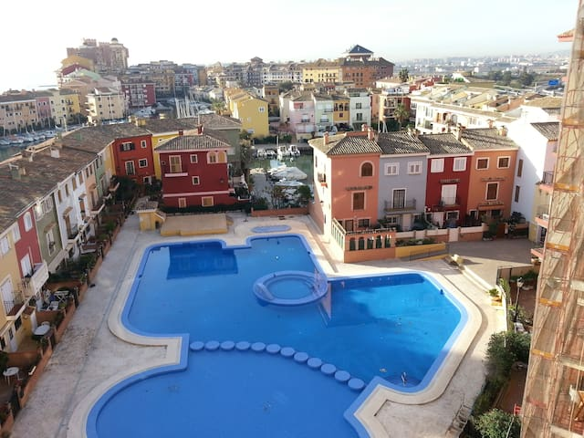 Port Saplaya Beach Apartment - Alboraya - Byt