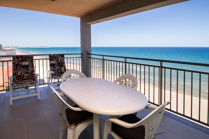 Apartamento frente al mar - Bellreguard