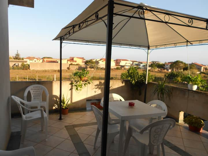 HOUSE IN THE MOST BEAUTIFUL BEACHES OF SULCIS