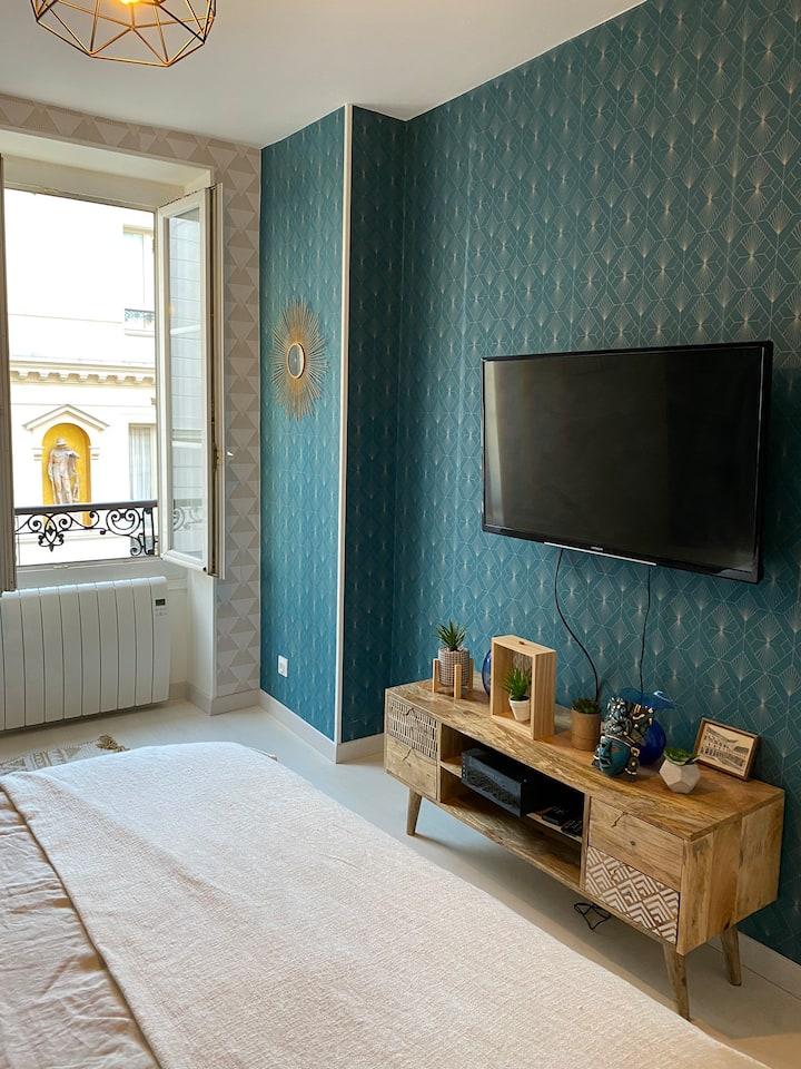 Appartement rénové à neuf 2020