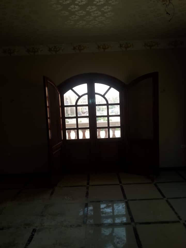 deluxe apartment for rental in new cairo ,