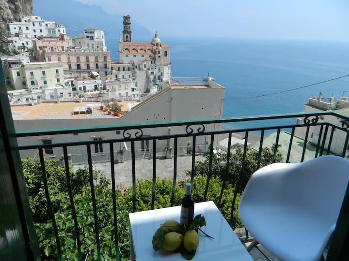 La Dolce Amalfi rooms - sea view
