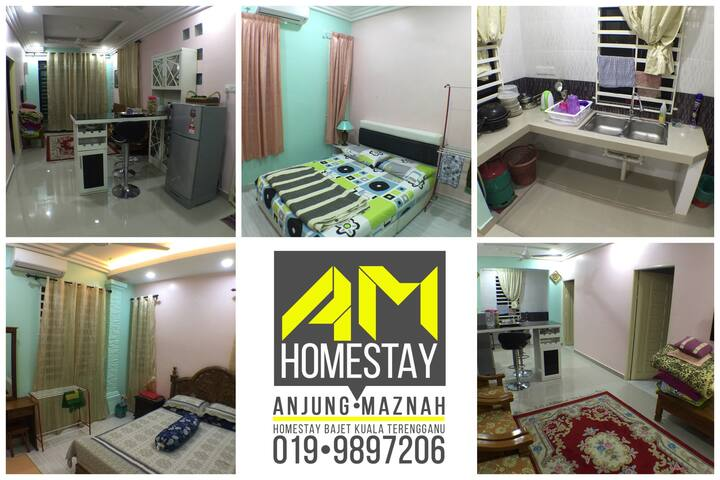 Homestay Bajet Anjung Maznah - Kuala Terengganu - House