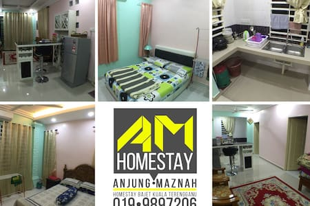 Homestay Bajet Anjung Maznah - House