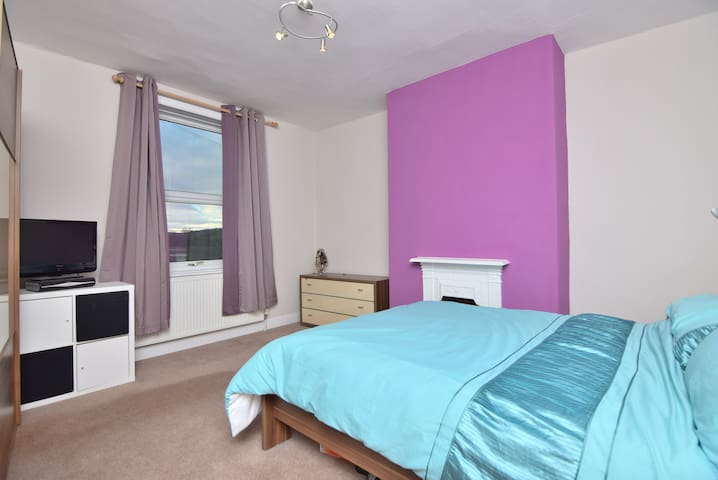 2 Bed cottage in Haworth - Haworth - Casa