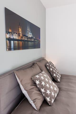 Appartement TWO - Bergisch Gladbach - Apartamento