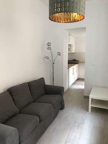 Appartement Calme avec extérieur Lille Wazemmes