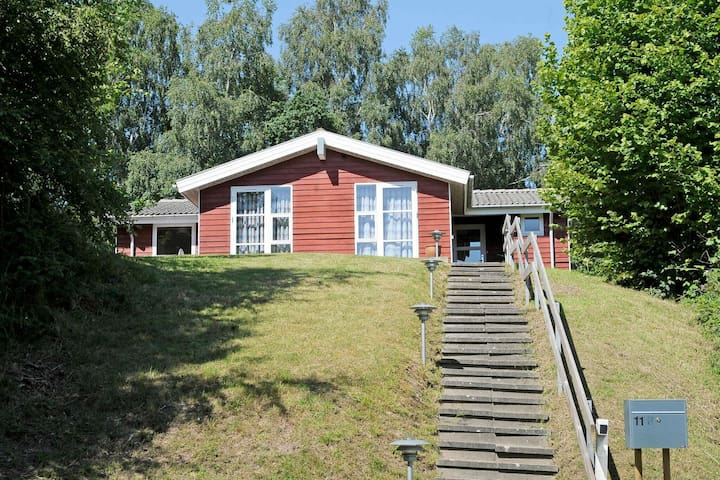 Cozy Holiday Home in Borkop Jutland with Terrace