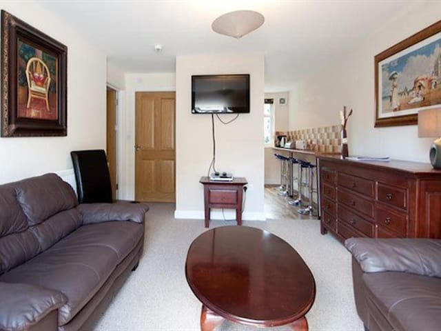 Stunning 2 Bedroom Apartment in Mumbles for 4