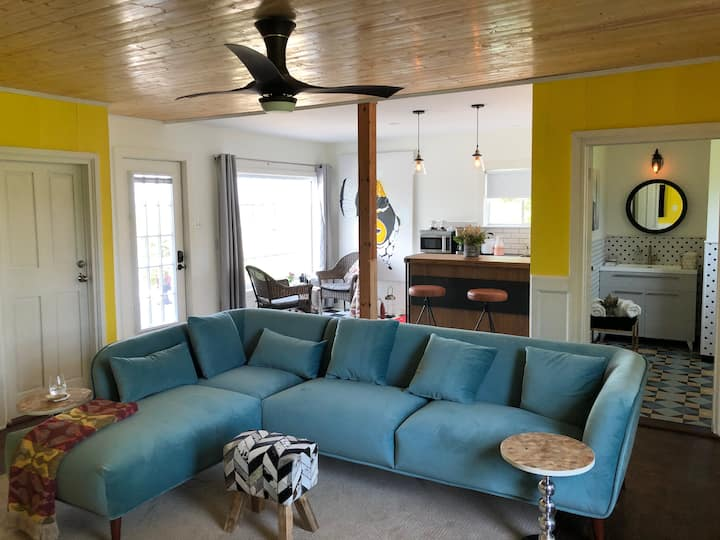 Boutique B&B Farm Stay On The Ocean Destiny Suite