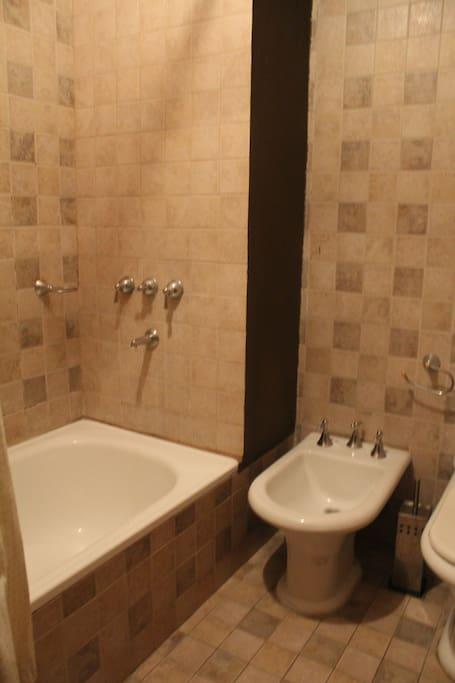 baño de primera