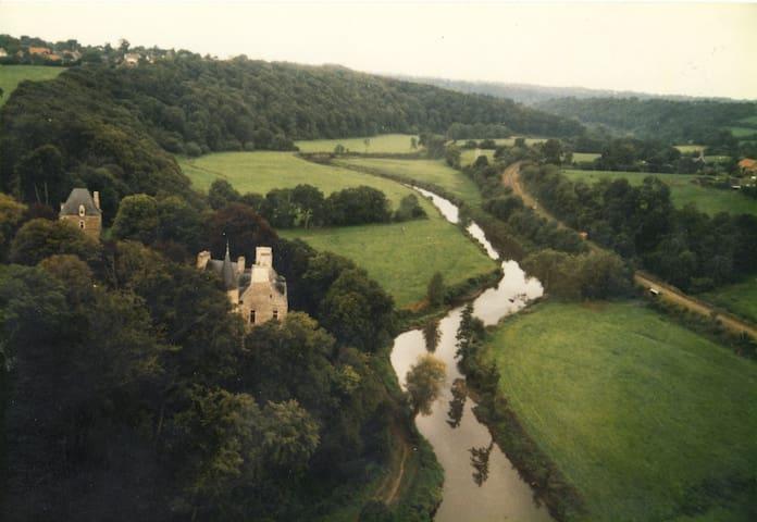 Chambres  supérieures 1 - Chateau d'Agneaux