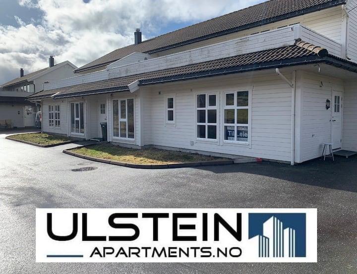 Leilighets hotell med 6 leiligheter i Ulsteinvik